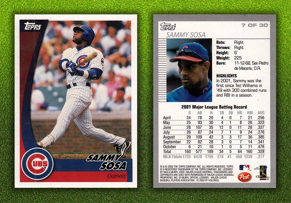 1993 Post Cereal Canadian Baseball Cards